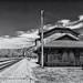 Old Railroad Station-Gladstone,Va. by De' Fiddler