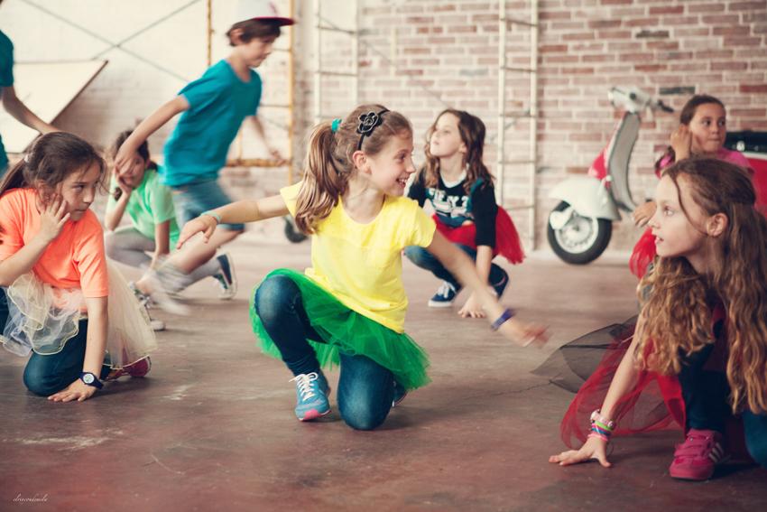Baila la vida para Litel Pipol... Semana 48 (Segundo Año)