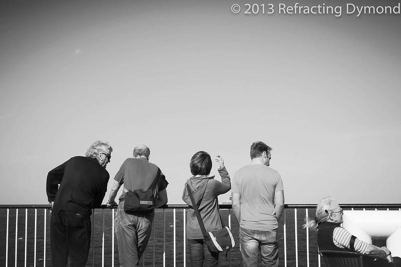 Ferry/Baltic Sea