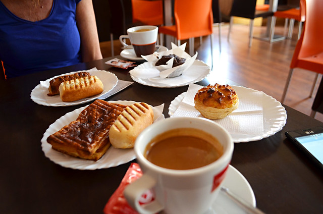 Coffe shop, Mindelo, Sao Vicente, Cape Verde