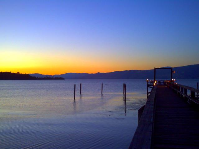 Edgewater dock