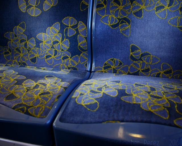 Train Colors ~ RER