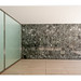 """The German Pavilion , designed by Mies van der Rohe by daniel bartoll. """"When you look at those empty stre"""
