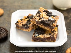 Cookie Monster Magic Bars (2/2)