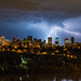 Severe Thunderstorm, Edmonton, Alberta by WherezJeff