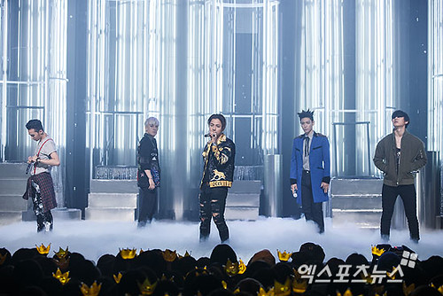 Big Bang - Mnet M!Countdown - 07may2015 - Xportsnews - 01