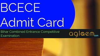 BCECE Admit Card