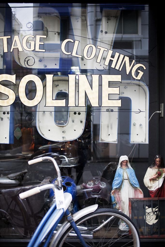 Vintage shop in Koenji, Tokyo, Japan_IMG_5237