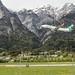 Transavia Boeing 737 departing from Innsbruck, Austria.