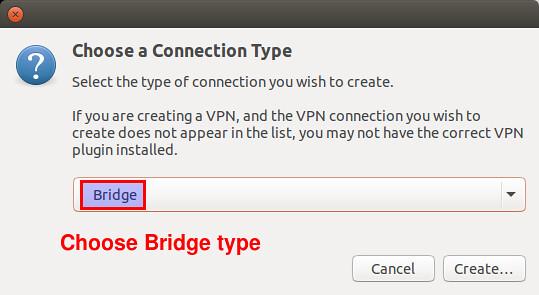 networking - How do I bridge network interfaces? - Ask Ubuntu