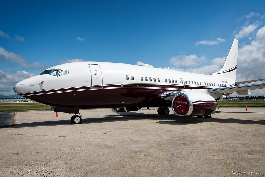 N800KS - B737 - National Airlines