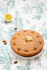 Gateau aux amandes et citron (sans beurre)