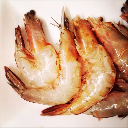 Stir Fried, Ketchup Shrimp, ketchup, shrimp, recipe, chinese,stir fry,  茄汁蝦碌