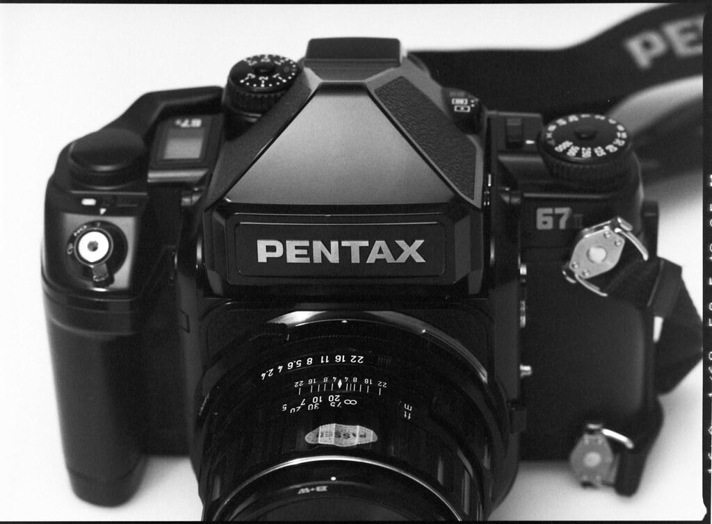 Re: OT: Peter Hurley's fav old camera - 67: Pentax SLR Talk Forum
