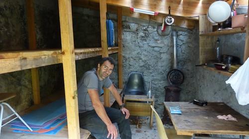 La cabane de Pinara