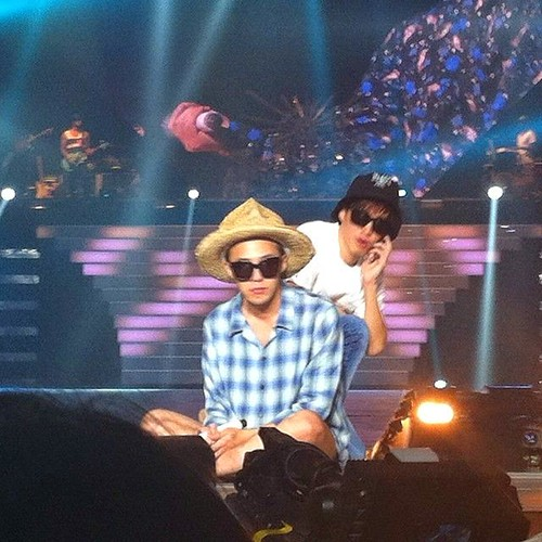 BIGBANG-YGFamConcert-Soundcheck-20140914(16)