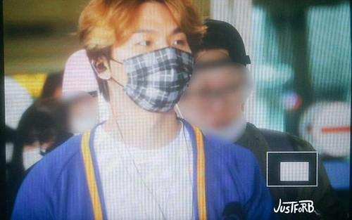 BIGBANG arrival ICN Seoul from Taiwan 2015-09-28 (12)