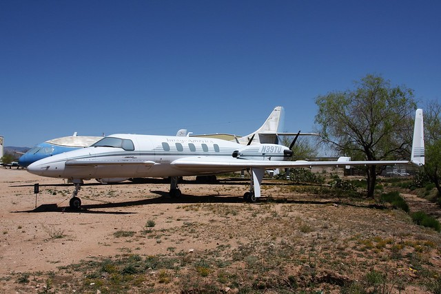 Beechcraft Starship, Pima Air and space Museum AZ