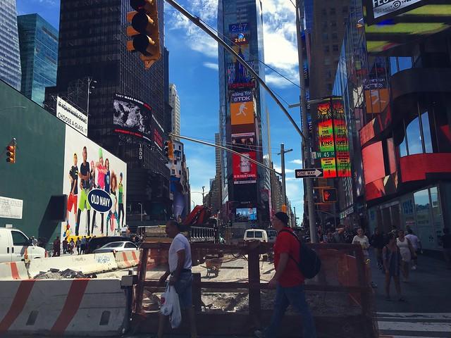 Times Square Area / Theatre District
