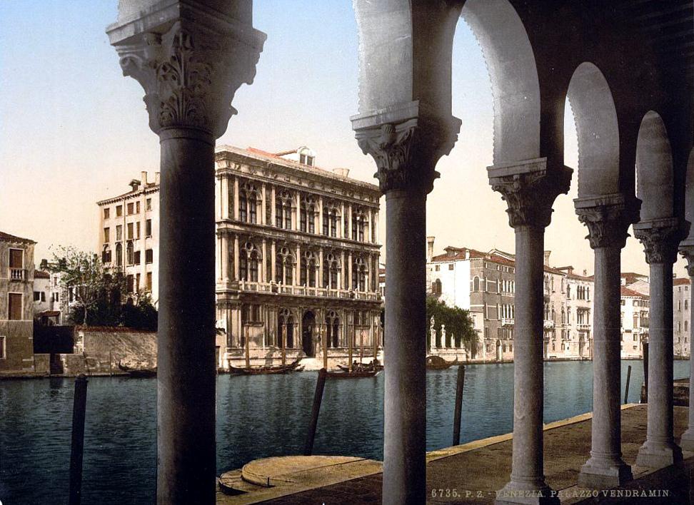 Vendramin Palace, Venice, Italy
