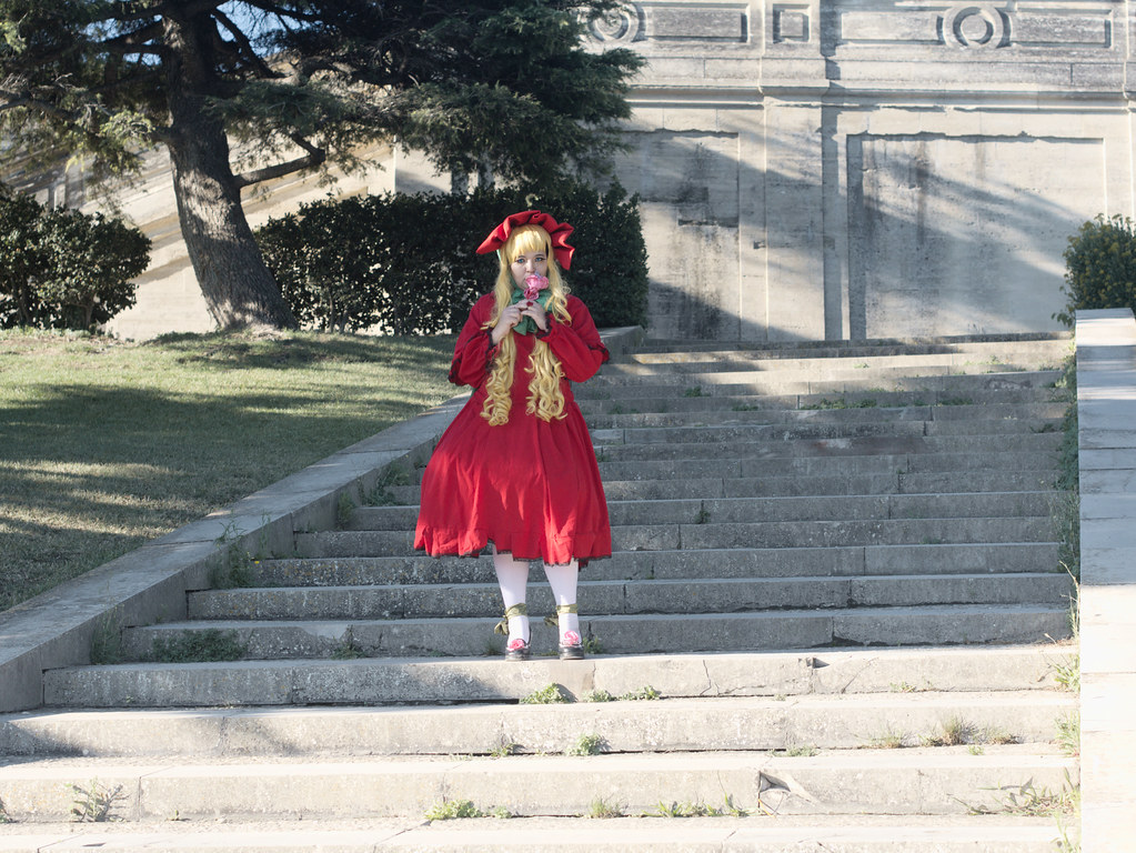 related image - Shooting Shinku - Rozen Maiden - Jardin des Doms - Avignon -2016-08-15- P1520237