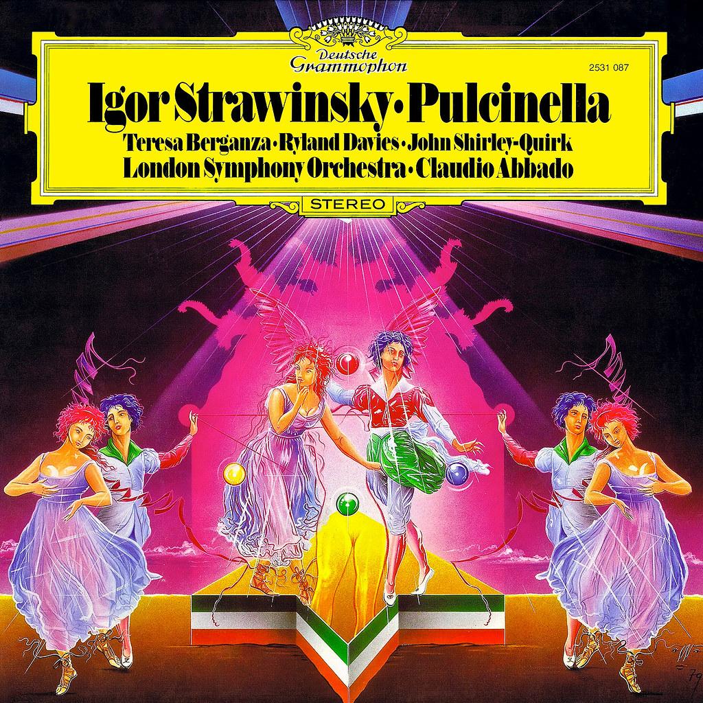 Igor Stravinsky - Pulcinella