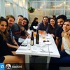 #Repost @raskini with @repostapp.・・・Too many peeps to tag but I'm very happy to be out with friends on this glorious Sunday.