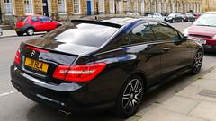 family car(0.0), bmw 3 series gran turismo(0.0), sports car(0.0), automobile(1.0), automotive exterior(1.0), executive car(1.0), mercedes-benz w212(1.0), wheel(1.0), vehicle(1.0), automotive design(1.0), sports sedan(1.0), rim(1.0), mid-size car(1.0), bumper(1.0), mercedes-benz e-class(1.0), sedan(1.0), land vehicle(1.0), luxury vehicle(1.0), vehicle registration plate(1.0),