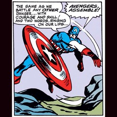Avengers Assemble! #comics