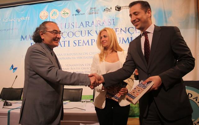 Türk ve Yunan yazarlar gençlerle buluştu 4