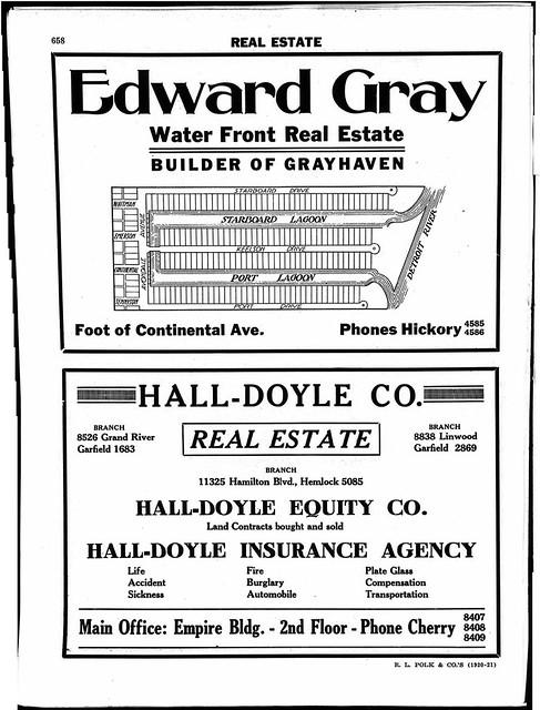 1920 real estate ad