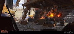 Blacksmith - Albion Online