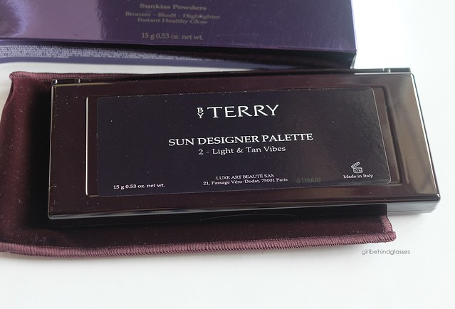 By Terry Sun Designer Palette Light & Tan Vibes3