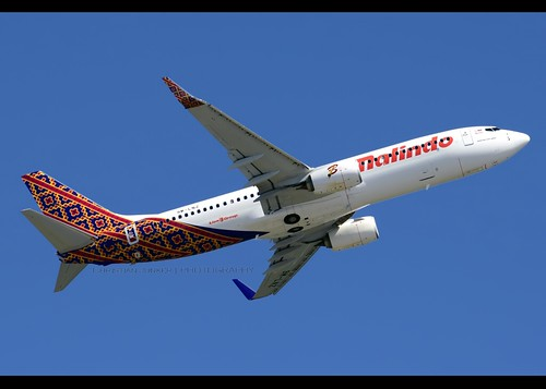 B738 - Boeing 737-8GP