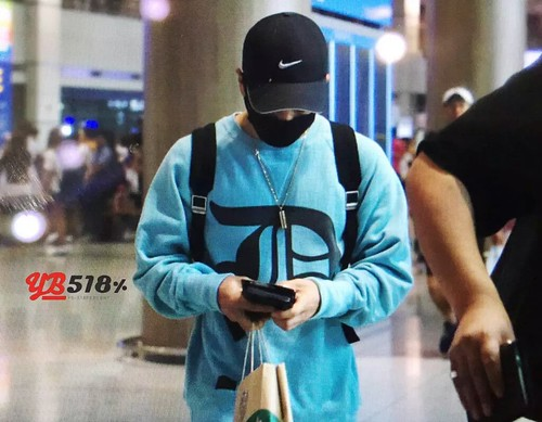 Big Bang - Incheon Airport - 02aug2015 - YB 518% - 01