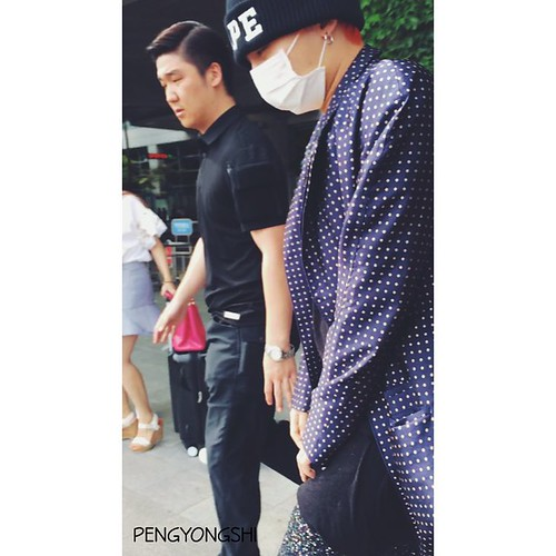 G-Dragon Arrival Seoul from Paris 2015-07-09 045