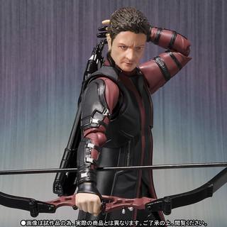 S.H.Figuarts【鷹眼】復仇者聯盟2:奧創紀元 Hawkeye