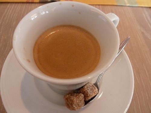 コーヒー UPSTAIRS