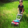Bubble Mower in Action
