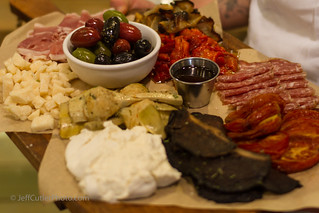 A platter of love at Tuscan Market