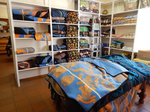 Lovely Basotho Blankets
