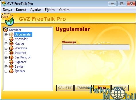 GVZ Komut Anlar v1.0 Türkçe Full İndir