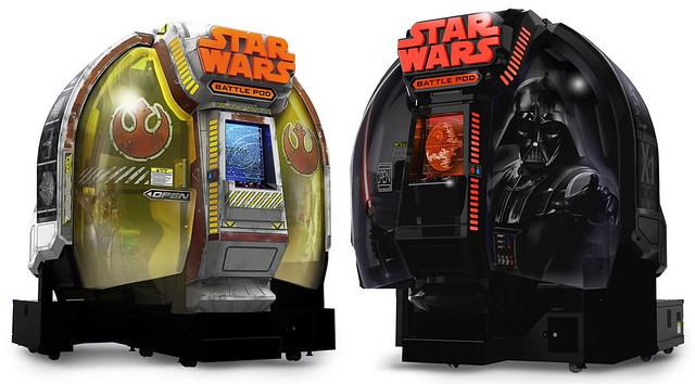 星戰迷最豪華玩具!大型電玩《星際大戰:戰鬥駕駛艙》將推出家用零售版!