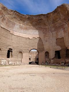Terme di Caracalla の画像. termedicaracalla termasdecaracalla roma lazio italia almusaiti xq2