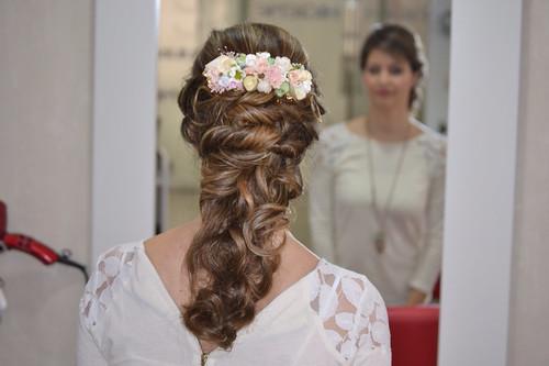 Peinados y Maquillajes para novias e invitadas