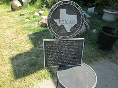 Photo of Black plaque number 20700