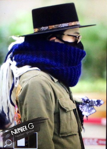 Big Bang - Gimpo Airport - 27feb2015 - G-Dragon - Number G - 01