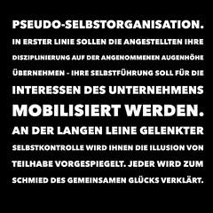 Mythos Selbstorganisation https://ichsagmal.com/2016/09/16/blinder-fleck-zweiter-ordnung-heinz-von-foerster-entdeckt-das-management/