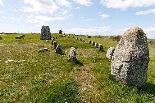 Gettlinge burial ground