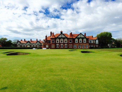 Royal Lytham St Annes - a real treat!